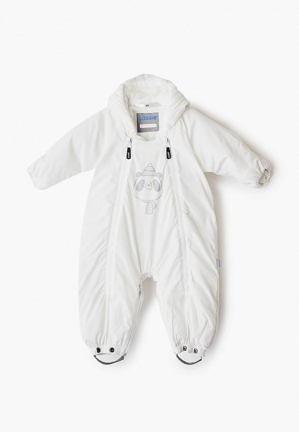 комбинезоны и костюмы lassie by reima малыши, белые