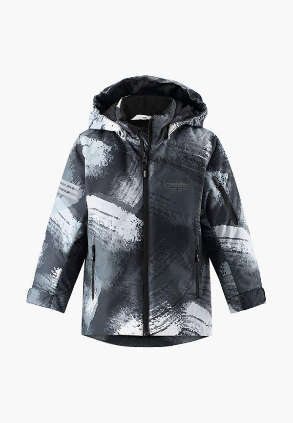 куртка lassie by reima малыши, серая