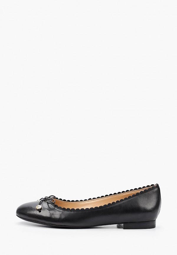 женские туфли lauren ralph lauren, черные