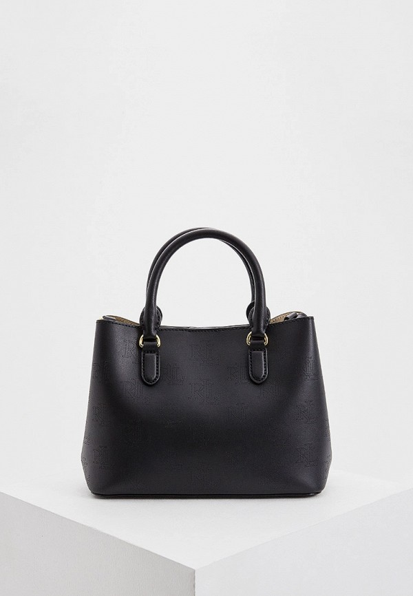 Фото - женскую сумку Lauren Ralph Lauren черного цвета