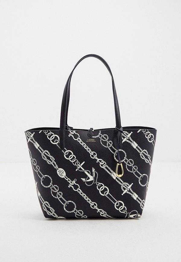 женский кошелёк-шоперы lauren ralph lauren, синий