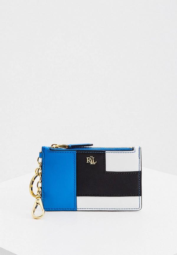 женский кошелёк lauren ralph lauren, разноцветный