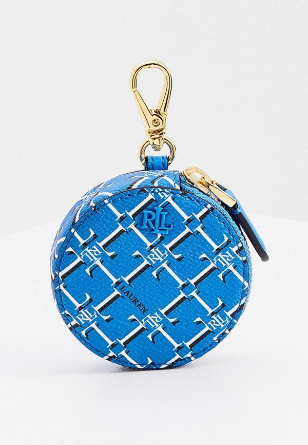 женский кошелёк lauren ralph lauren, синий