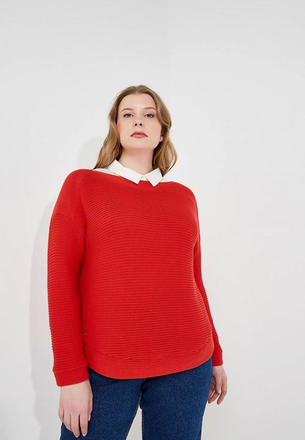 Джемпер Lauren Ralph Lauren Woman, LA079EWAORZ0, красный, Весна-лето 2018  - купить со скидкой