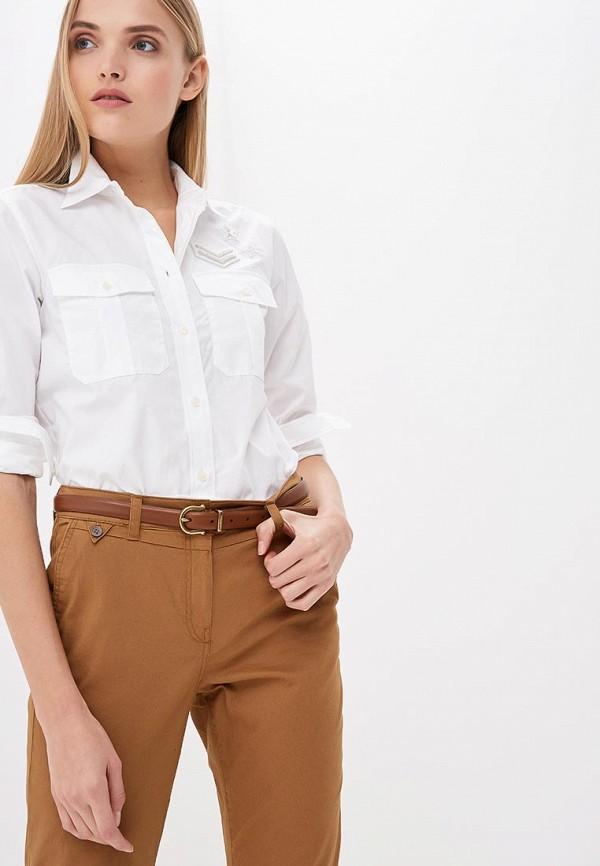 Рубашка Lauren Ralph Lauren Lauren Ralph Lauren LA079EWBPWW9 рубашки pierre lauren рубашка