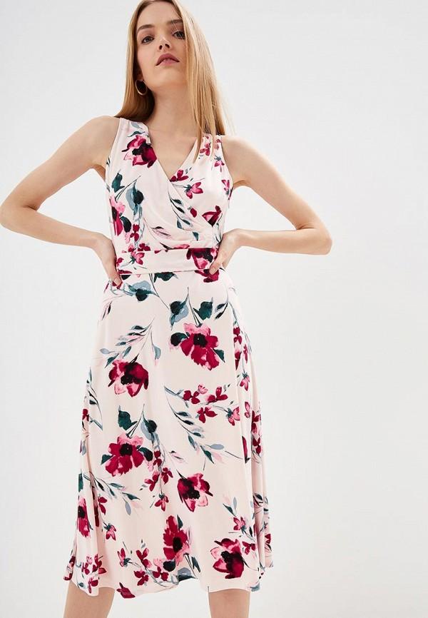 Платье Lauren Ralph Lauren Lauren Ralph Lauren LA079EWEFPE3 платье lauren ralph lauren lauren ralph lauren la079ewzlg31