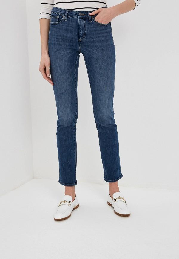 Фото - женские джинсы Lauren Ralph Lauren синего цвета