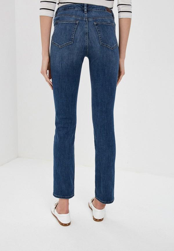 Фото 3 - женские джинсы Lauren Ralph Lauren синего цвета