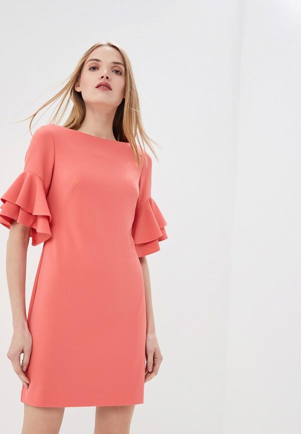 Платье Lauren Ralph Lauren Lauren Ralph Lauren LA079EWEZCE4 ralph lauren big pony 4 orange