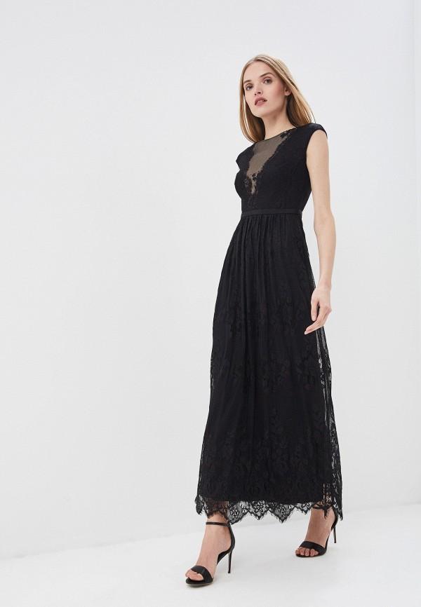 Купить Платье Lauren Ralph Lauren, la079ewezcg0, черный, Весна-лето 2019
