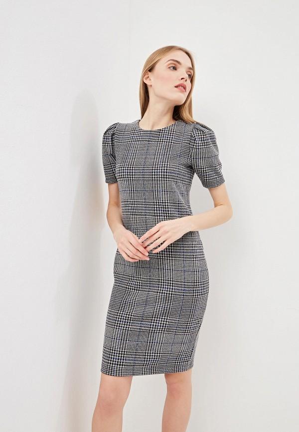 Купить Платье Lauren Ralph Lauren, la079ewezcg9, серый, Весна-лето 2019