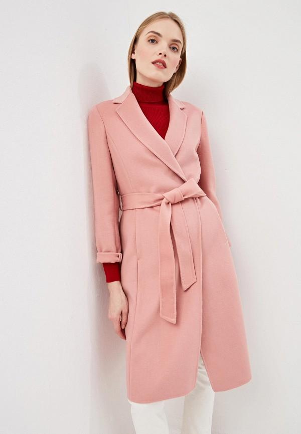 Фото - женское пальто или плащ Lauren Ralph Lauren розового цвета