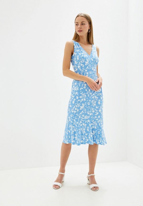 Платье Lauren Ralph Lauren Lauren Ralph Lauren LA079EWFRTR3 туфли lauren ralph lauren lauren ralph lauren la079awyys56