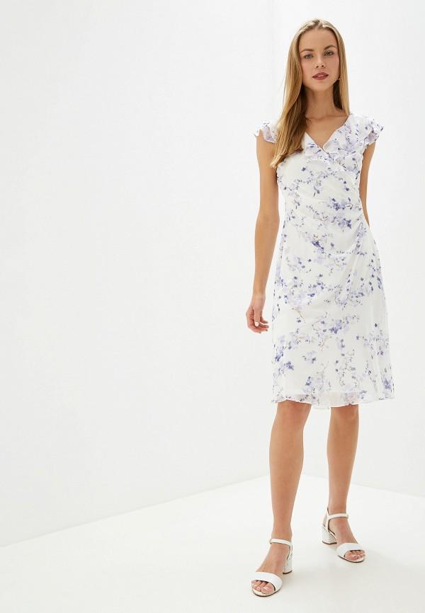 Платье Lauren Ralph Lauren Lauren Ralph Lauren LA079EWFRTS4 ralph lauren lauren style