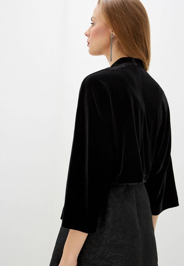 Фото 3 - Болеро Lauren Ralph Lauren черного цвета