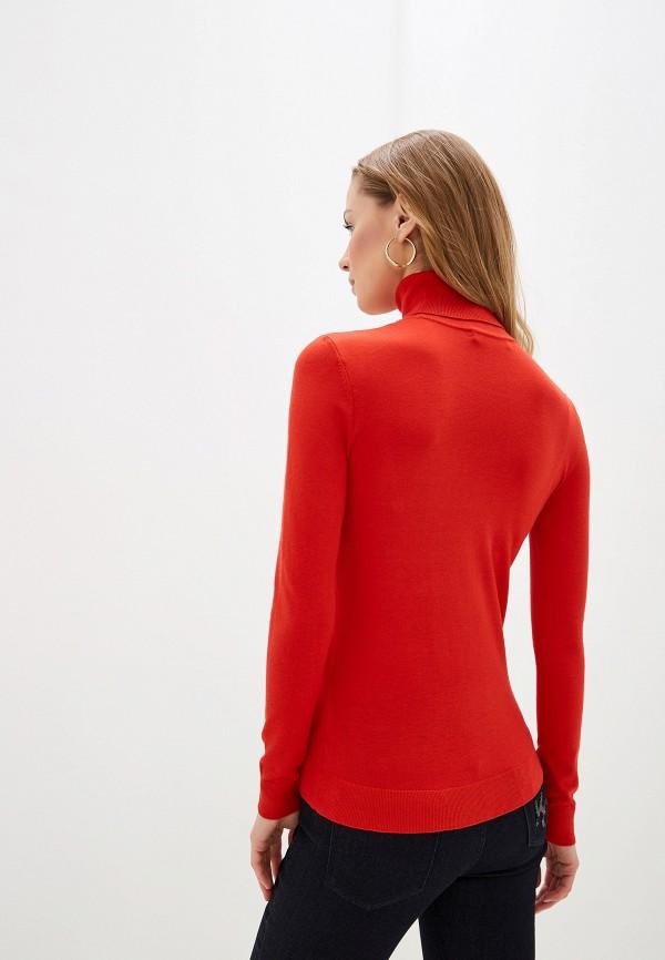 Фото 3 - женскую водолазку Lauren Ralph Lauren красного цвета