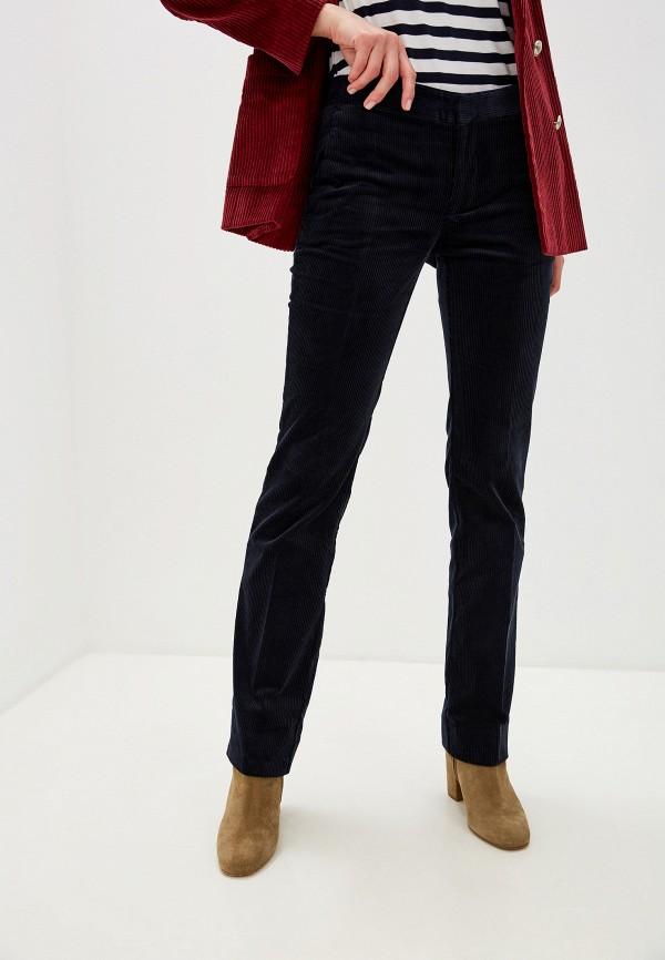 Фото - женские брюки Lauren Ralph Lauren синего цвета