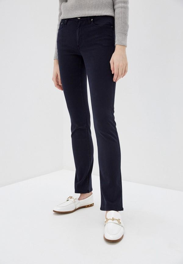 женские классические брюки lauren ralph lauren, синие