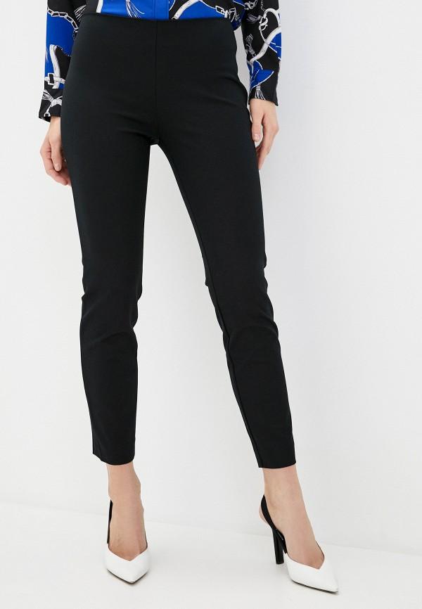 женские повседневные брюки lauren ralph lauren, черные