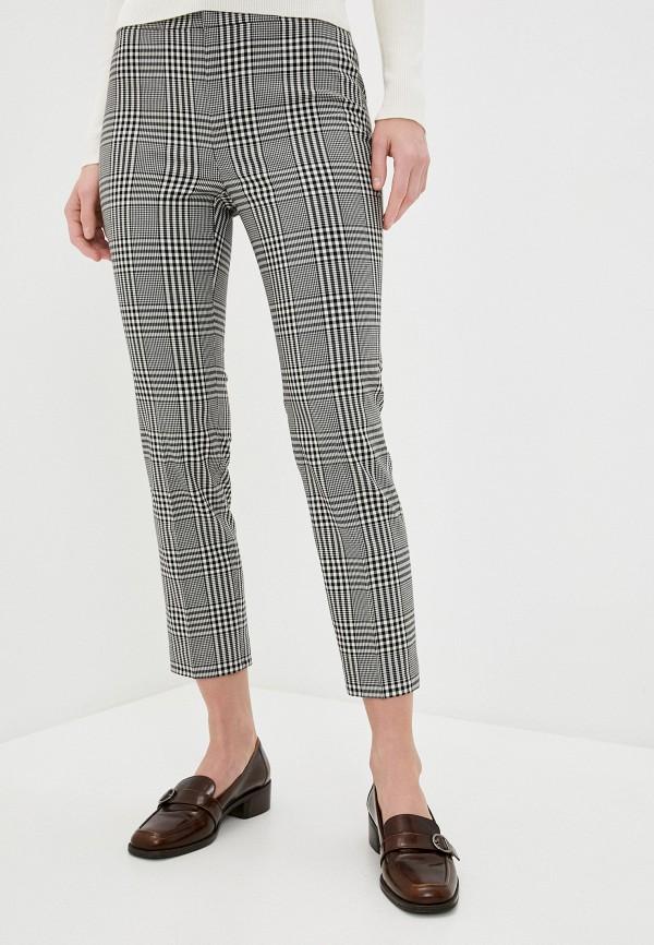 женские повседневные брюки lauren ralph lauren, серые