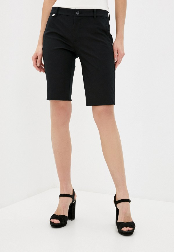 женские повседневные шорты lauren ralph lauren, черные