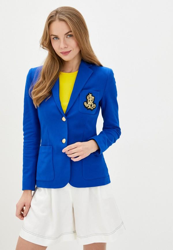 женский пиджак lauren ralph lauren