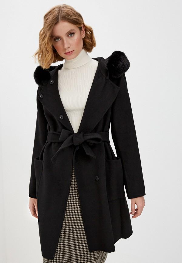 женское пальто lauren ralph lauren, черное