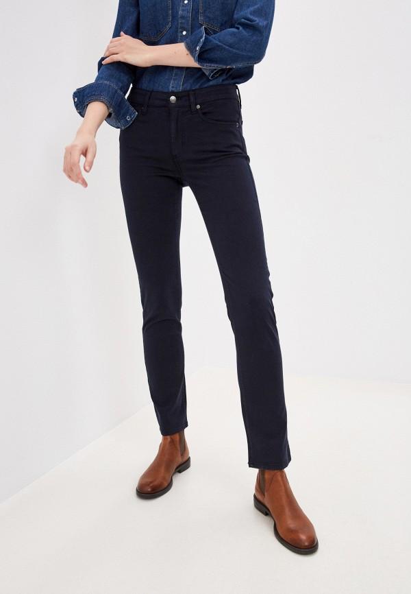 женские повседневные брюки lauren ralph lauren, синие