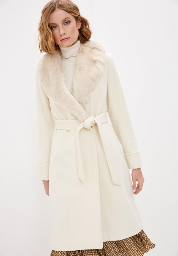женское пальто lauren ralph lauren, белое
