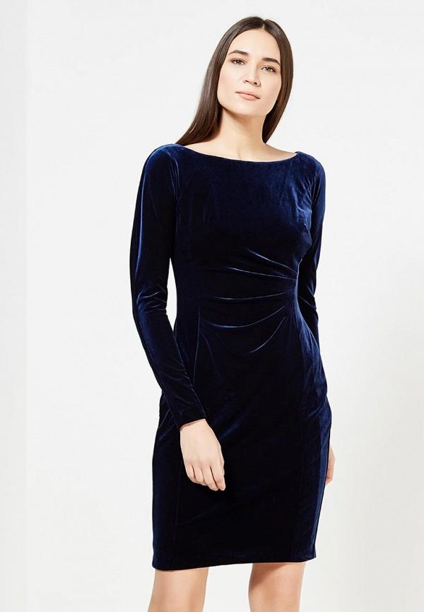 Платье Lauren Ralph Lauren Lauren Ralph Lauren LA079EWUIQ39 lauren ralph lauren new blue navy white women s size large l striped blouse $98
