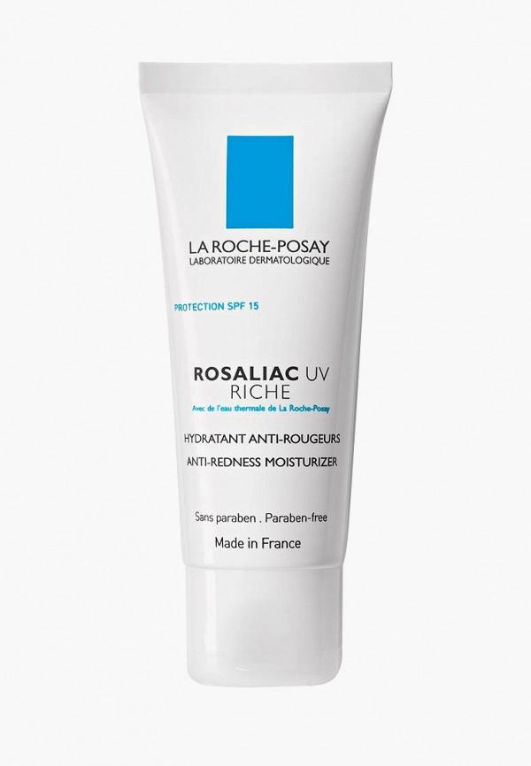 Купить Эмульсия для лица La Roche-Posay, увлажняющяя для усиления защитной функции кожи, SPF 15, 40 мл., la082luckcr9, прозрачный, Осень-зима 2018/2019