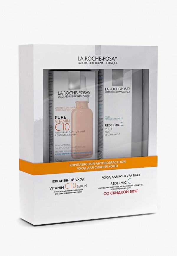 Набор для ухода за лицом La Roche-Posay La Roche-Posay LA082LWIOHR8 гель для ухода за кожей la roche posay toleriane caring wash