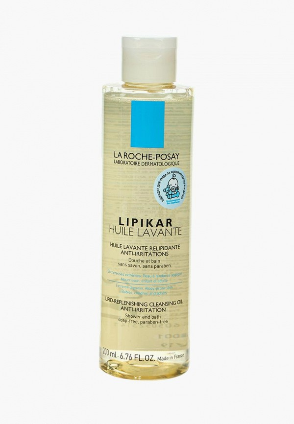 Масло для душа La Roche-Posay La Roche-Posay LA082LWTXQ14 la roche posay lipikar масло для душа 200 мл
