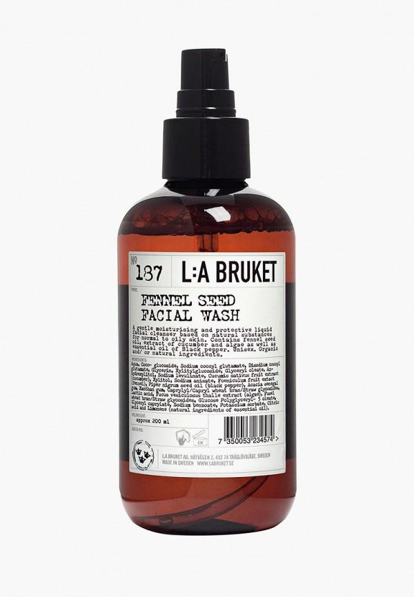 Гель для умывания La Bruket La Bruket LA084LUBYEH1 бальзам для губ la bruket la bruket la084luwvf30