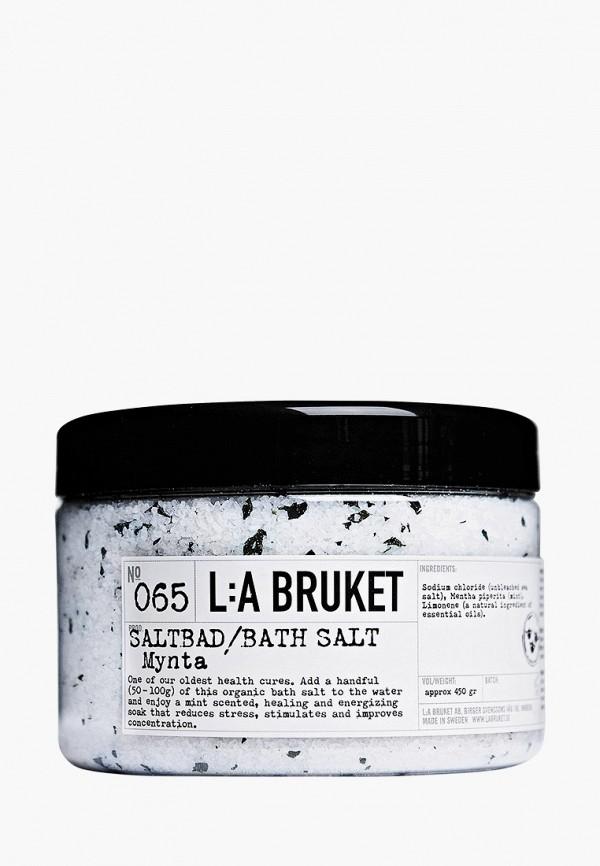 Соль для ванн La Bruket La Bruket LA084LUGTSE8
