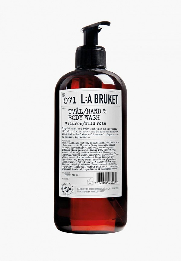 Жидкое мыло La Bruket