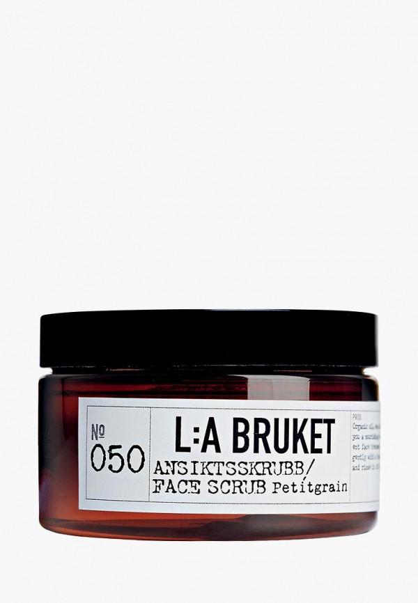 Скраб для лица La Bruket La Bruket LA084LWAUAA4 крем для лица la bruket la bruket la084lubyeh0