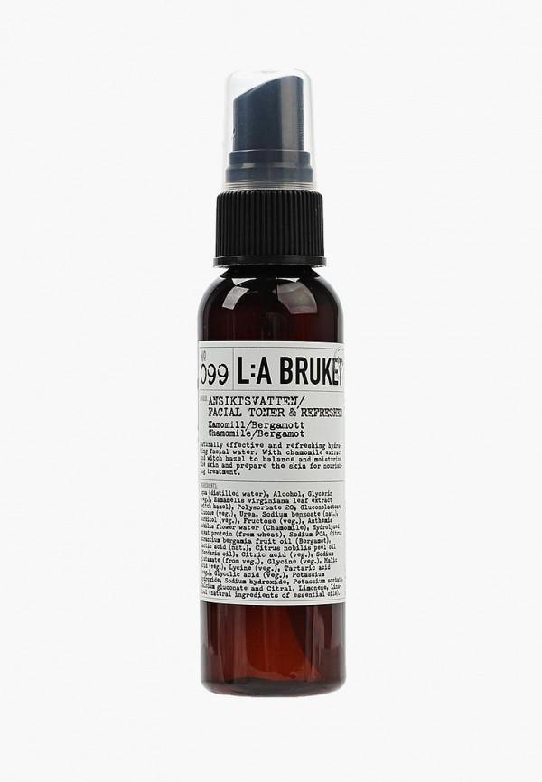 Купить Тоник для лица La Bruket, facial toner & refreshner, 60 мл, la084lwauaa6, прозрачный, Весна-лето 2019