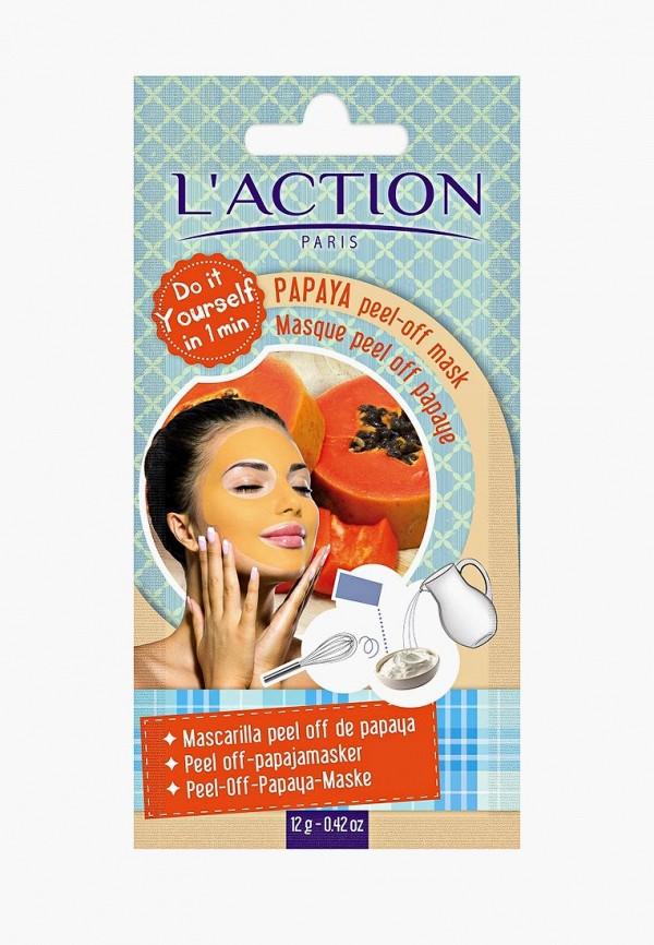 Маска для лица L'Action L'Action LA087LWCJZB2 маска для лица яйцо мед