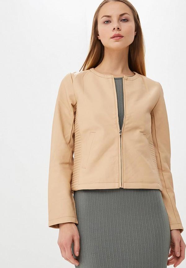 Куртка кожаная Laura Jo Laura Jo LA091EWBEKA8 цена