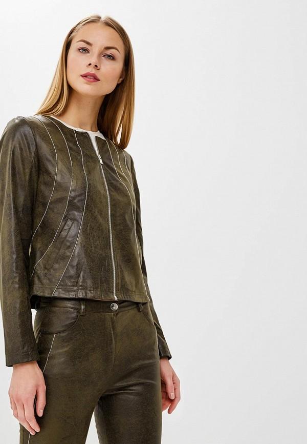 Куртка кожаная Laura Jo Laura Jo LA091EWBEKB6