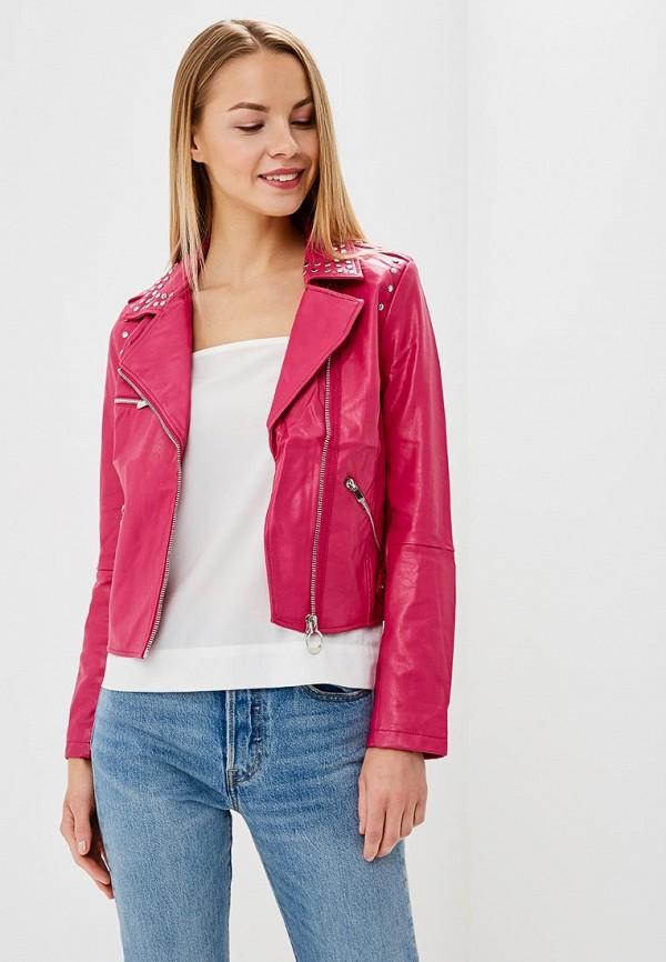 Куртка кожаная Laura Jo Laura Jo LA091EWBEKC3