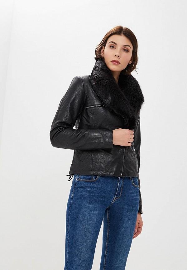 Куртка кожаная Laura Jo Laura Jo LA091EWDIH65 куртка кожаная laura jo laura jo la091ewbeka8