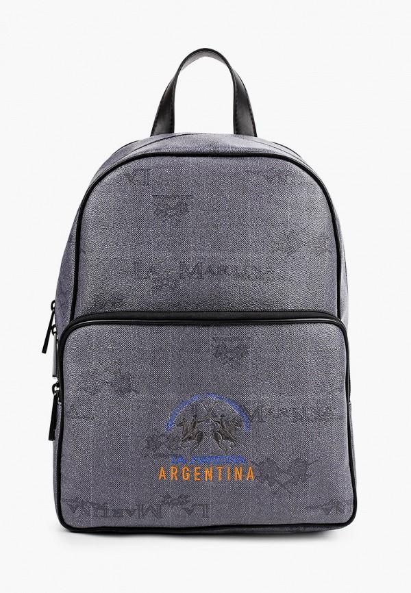 мужской рюкзак la martina, серый