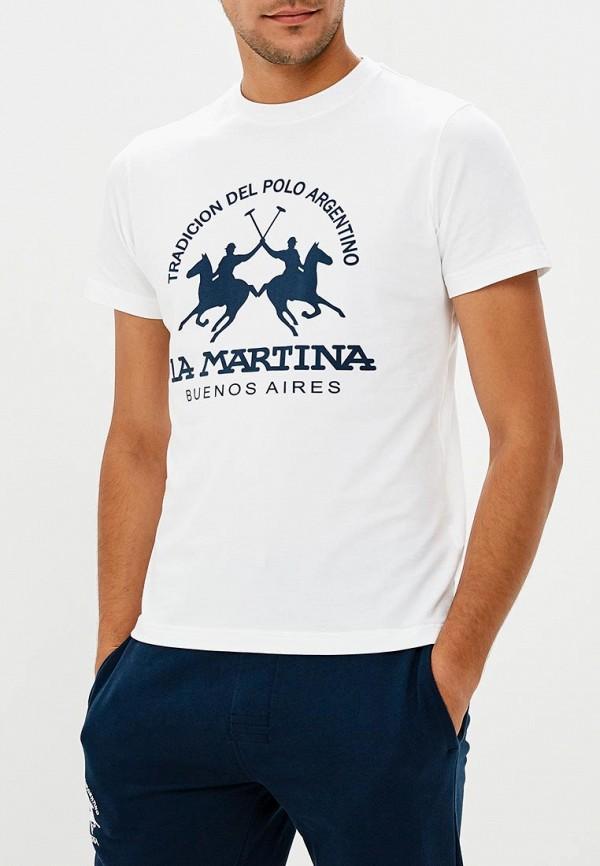 Футболка La Martina La Martina LA095EMAEXX4