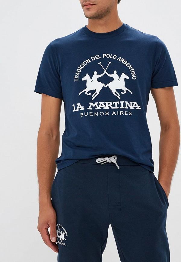 Футболка La Martina La Martina LA095EMAEXX5
