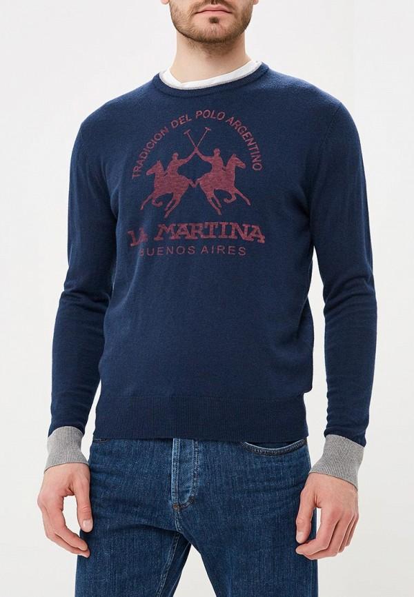 Джемпер La Martina La Martina LA095EMCEES6 джемпер la martina gmp607xc007 07088