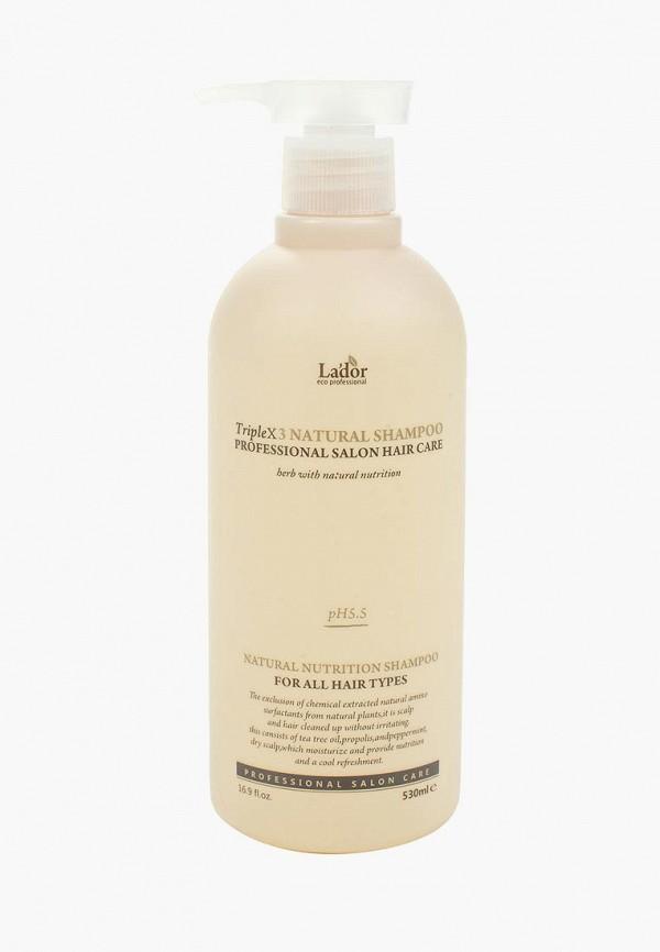 Шампунь Lador Lador LA096LWAOVW8 шампунь lador triplex natural shampoo отзывы