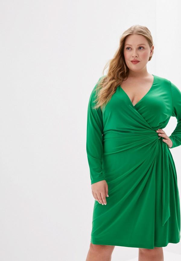 цена Платье Lauren Ralph Lauren Woman Lauren Ralph Lauren Woman LA097EWFDTS1 онлайн в 2017 году