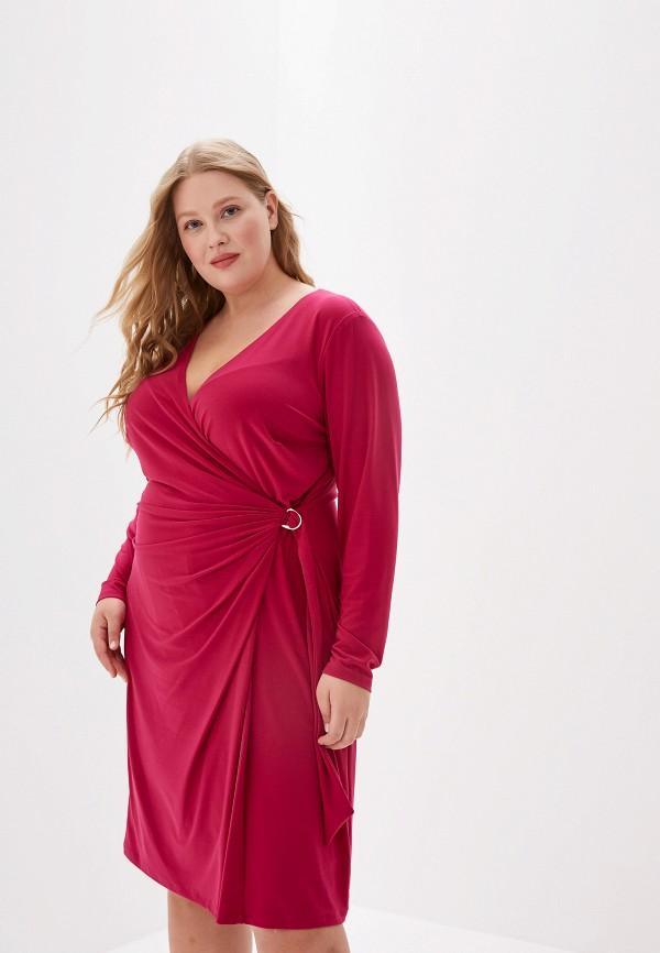 Платье Lauren Ralph Lauren Woman Lauren Ralph Lauren Woman LA097EWFDTS2